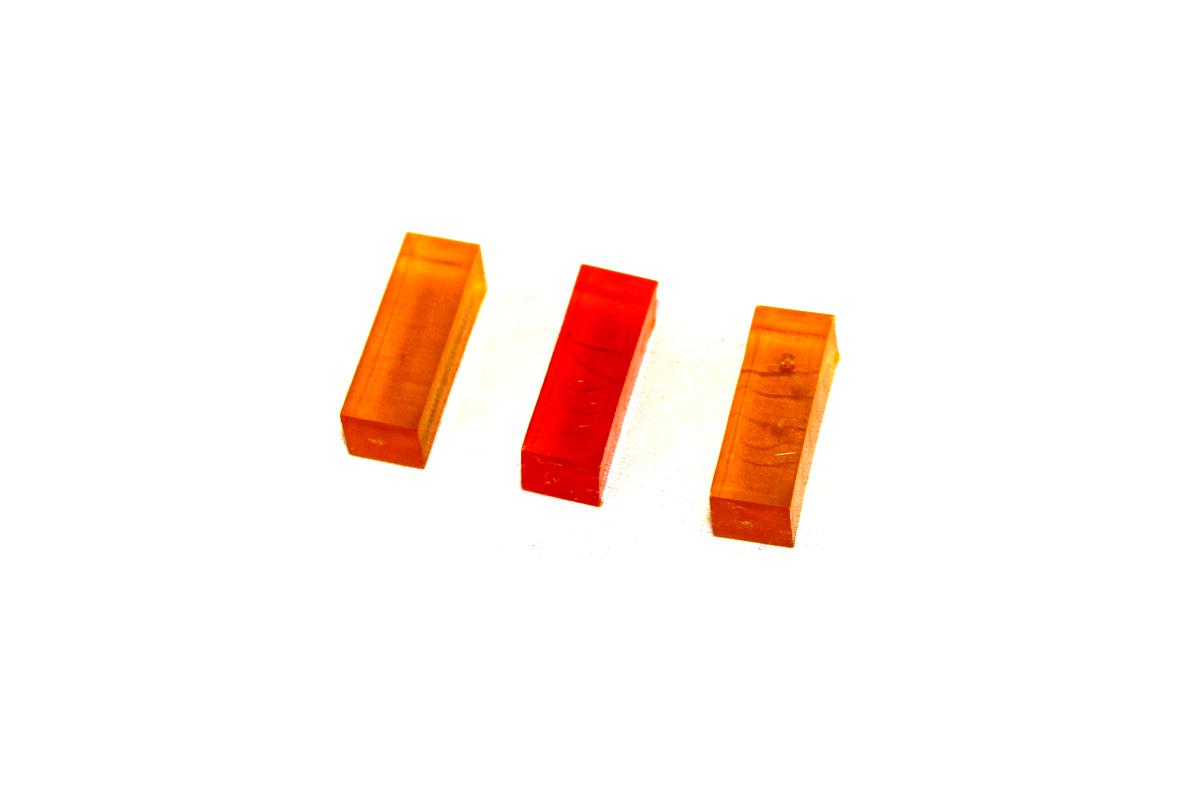 Orange Tracker Things