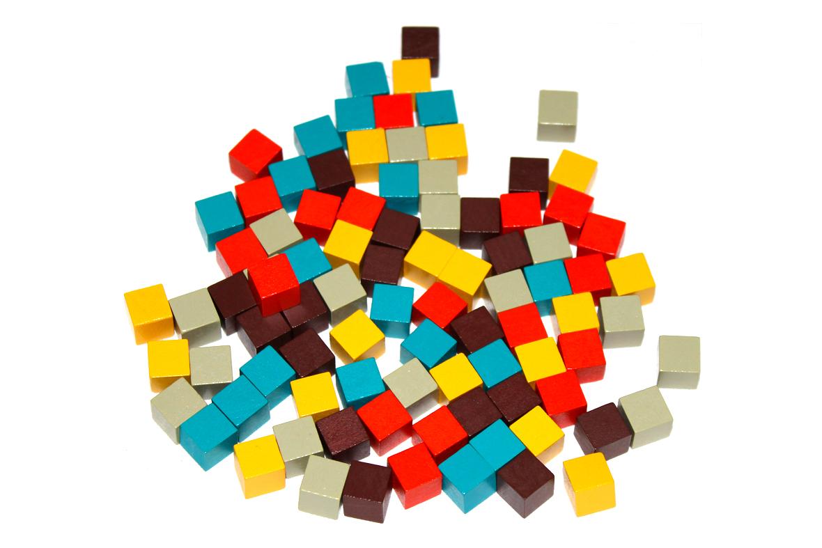 Resources Cubes