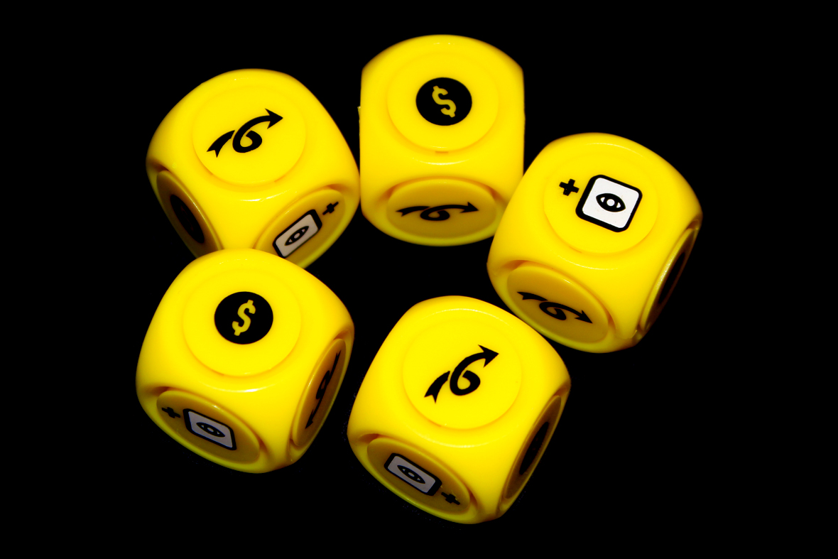 Orb Game Dice