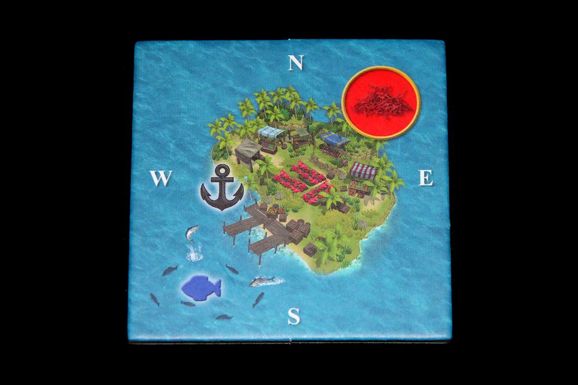 Saffron Island