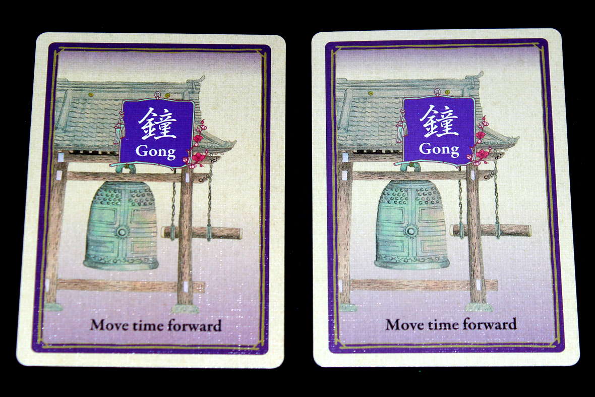 Gong Cards