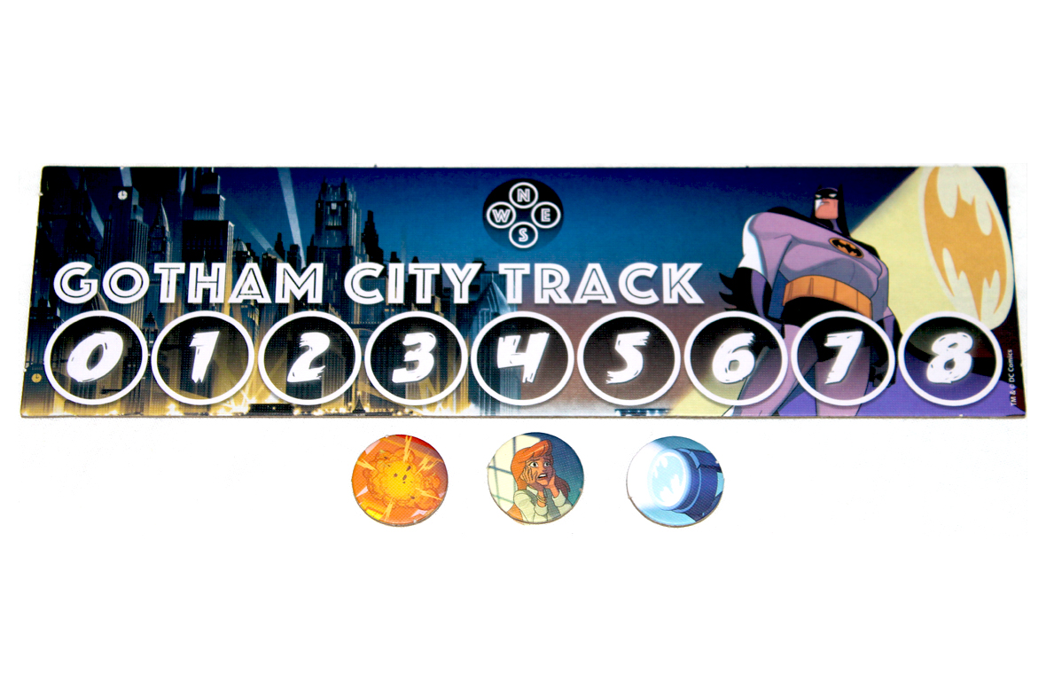 Gotham City Track