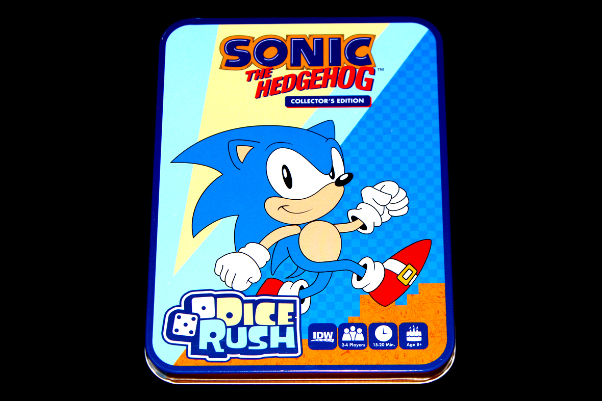 469 Sonic The Hedgehog Dice Rush What S Eric Playing
