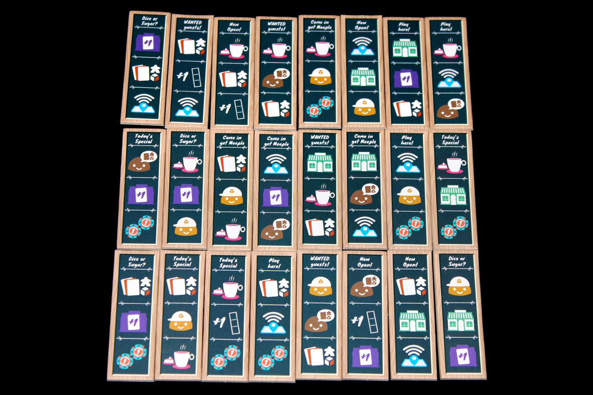 Action Tiles