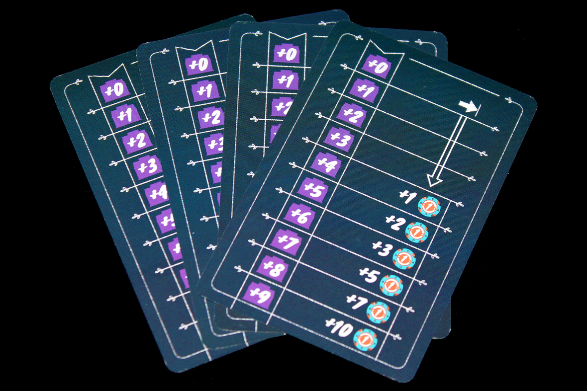 Capacity Cards