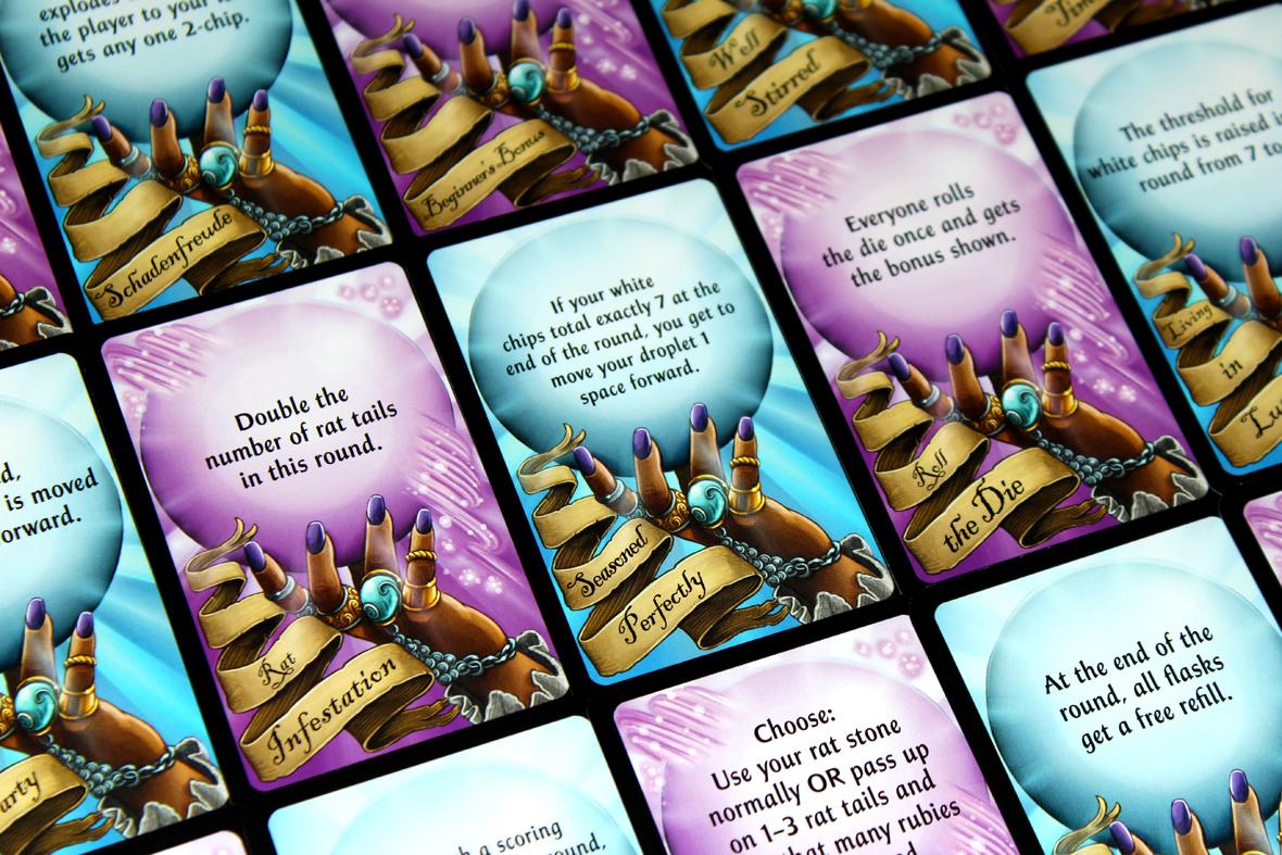 Fortune Teller Cards