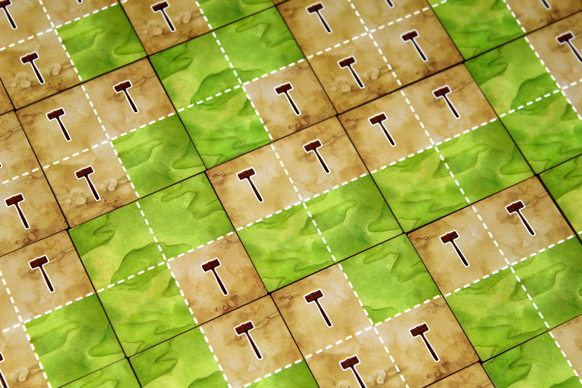 Foundation Tiles