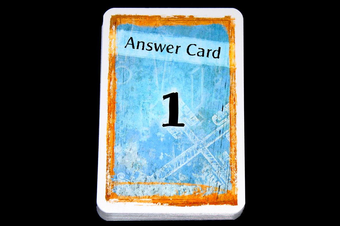 Answer Cards