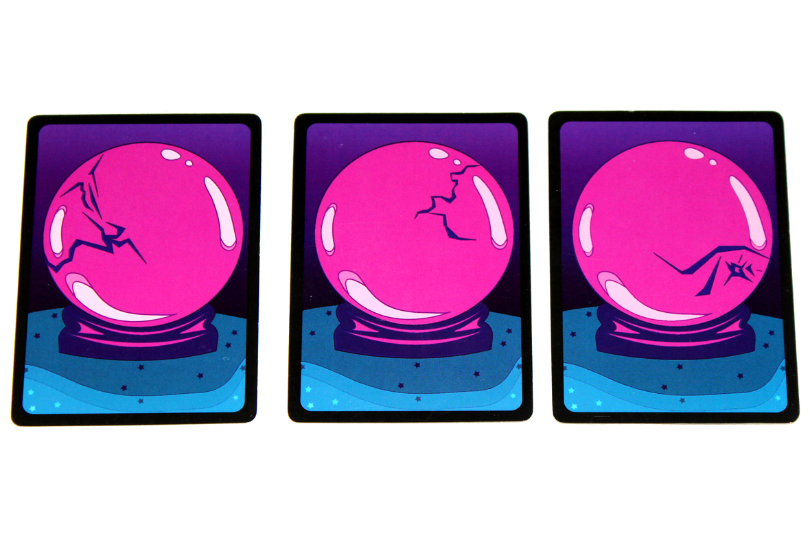 Crystal Ball Cards