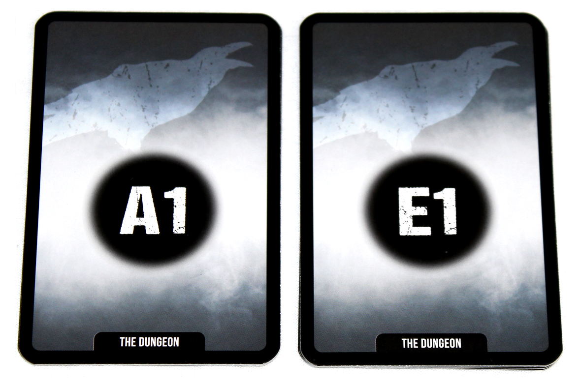 Mission and Ending Cards
