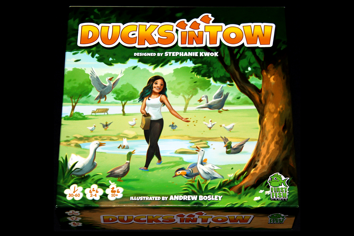 538 Ducks In Tow Preview What S Eric Playing
