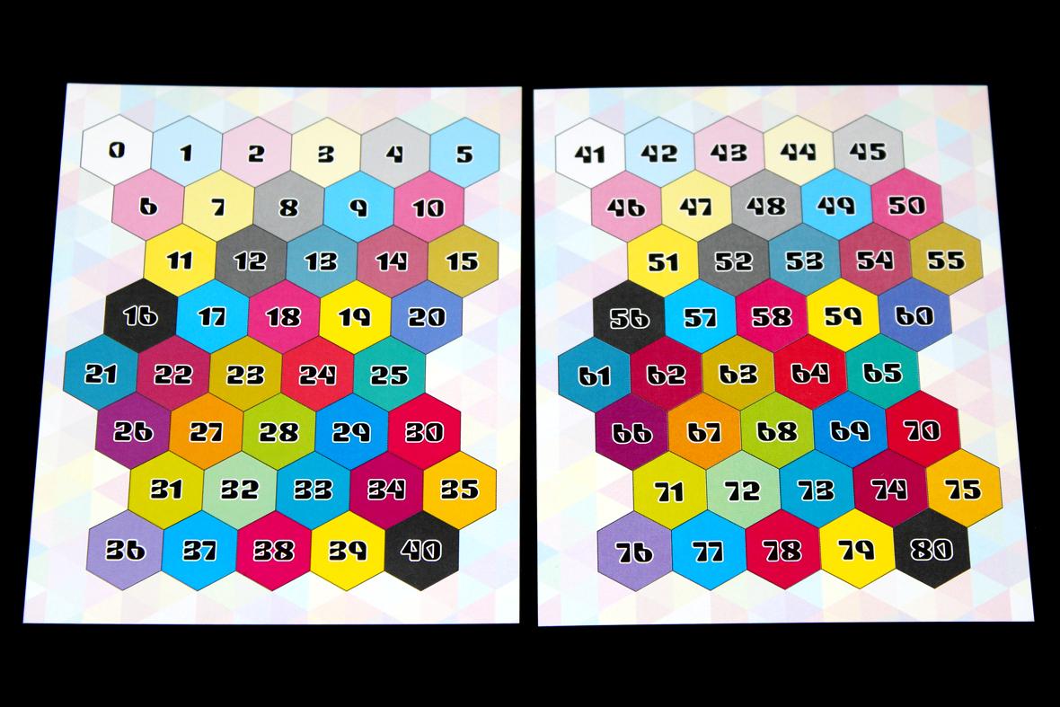 Score Boards