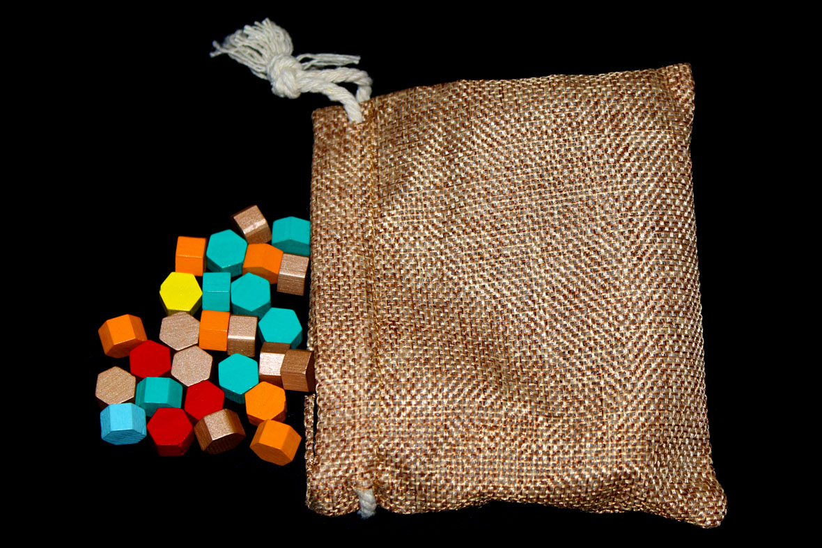 Bag and Gems