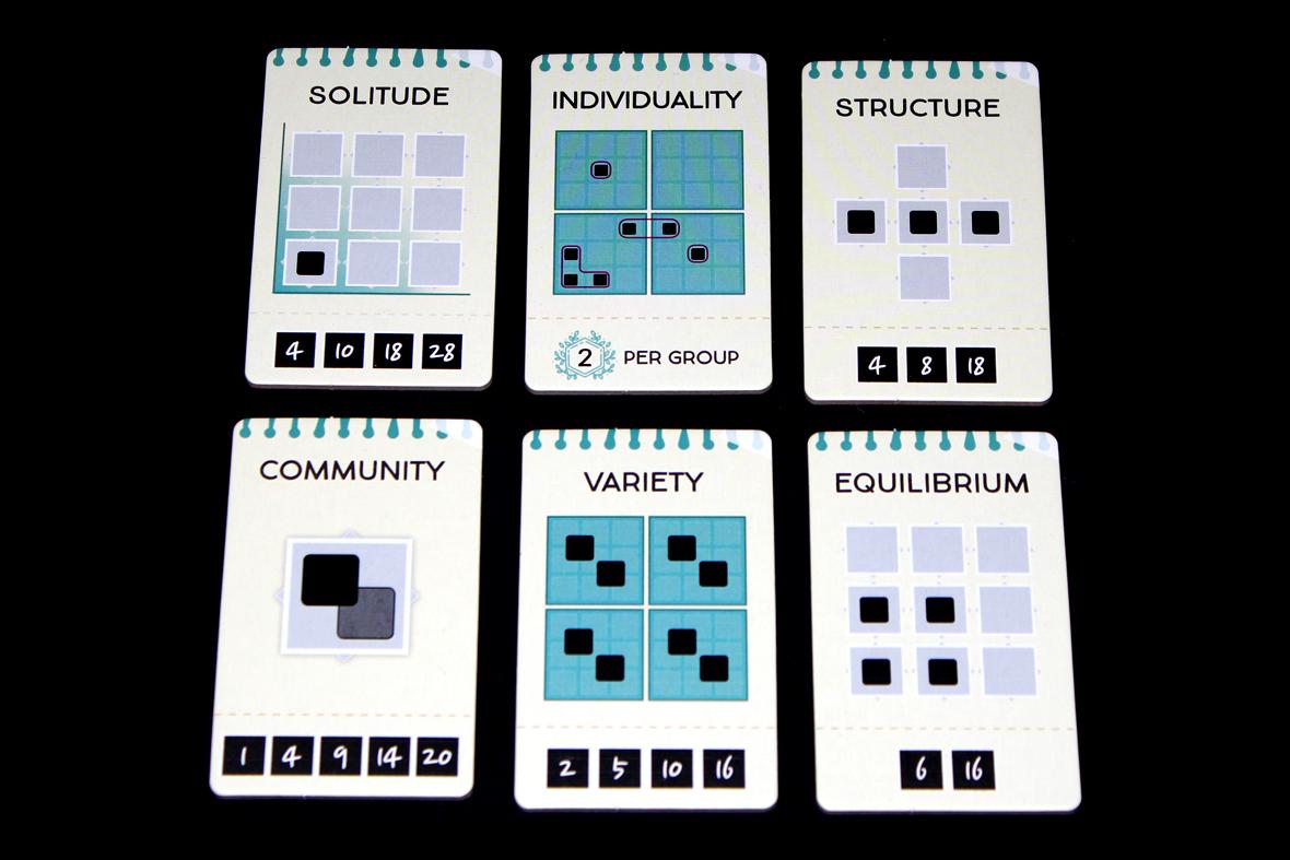 Memo Pad Tiles
