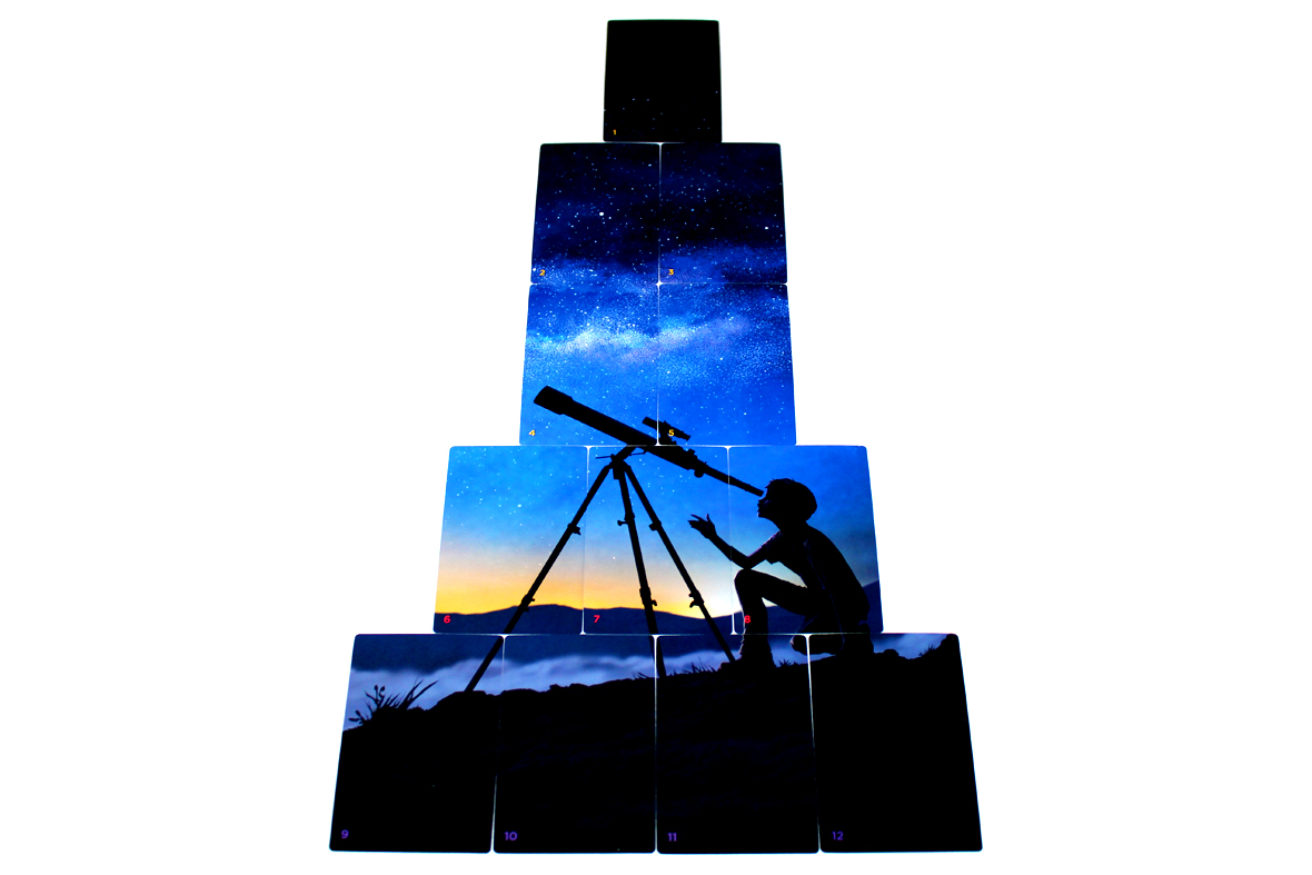 Telescope Cards