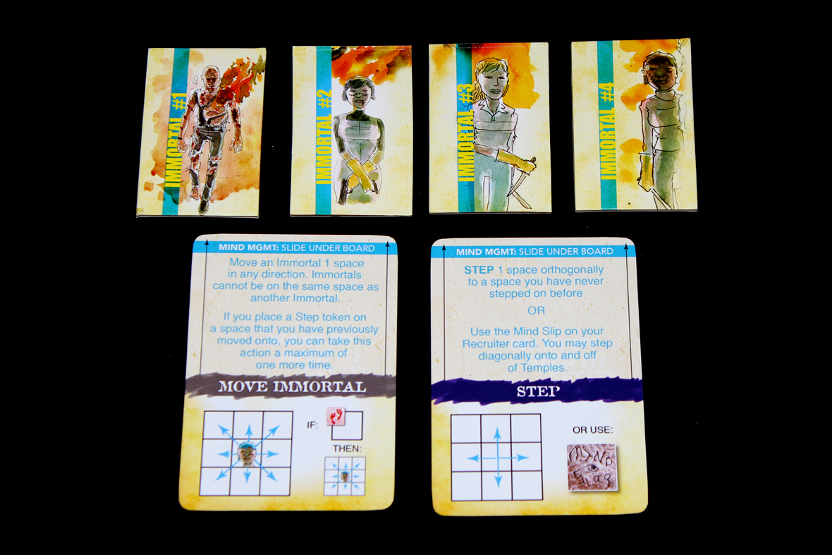 MGMT Cards