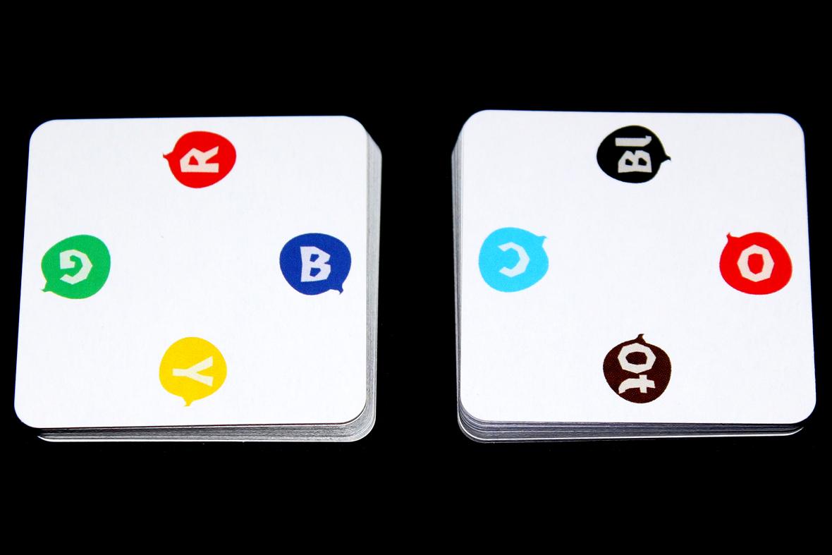 Pigment Cards