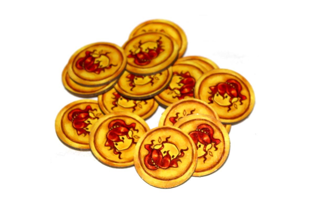 Anna Coins