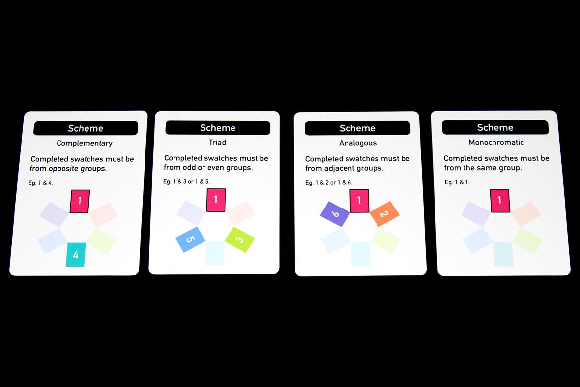 Scheme Cards